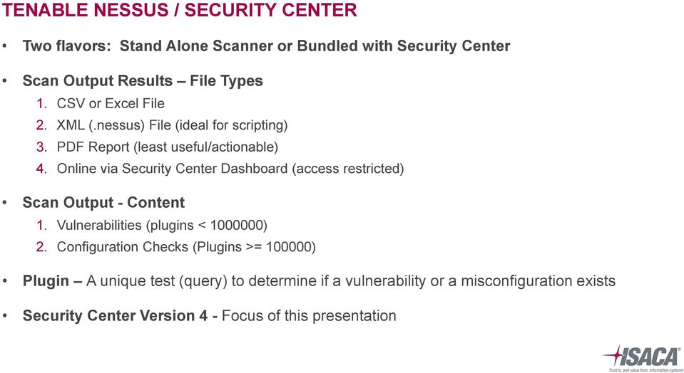 EFFECTIVE VULNERABILITY SCANNING DEMYSTIFYING SCANNER OUTPUT DATA - PDF