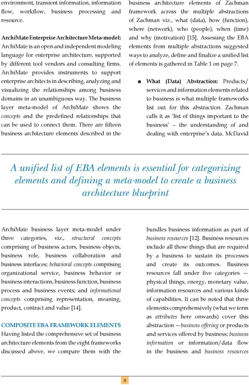 Enterprise architecture ea is the blueprint pdf archimate provides instruments to support enterprise architects in describing analyzing and visualizing the relationships among malvernweather Image collections