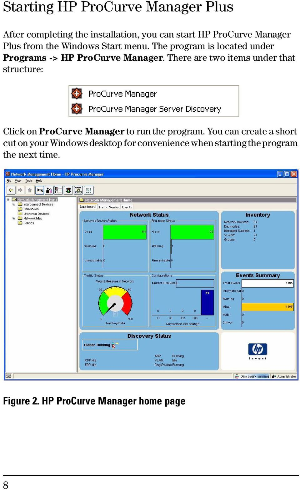 HP ProCurve Manager Plus - PDF