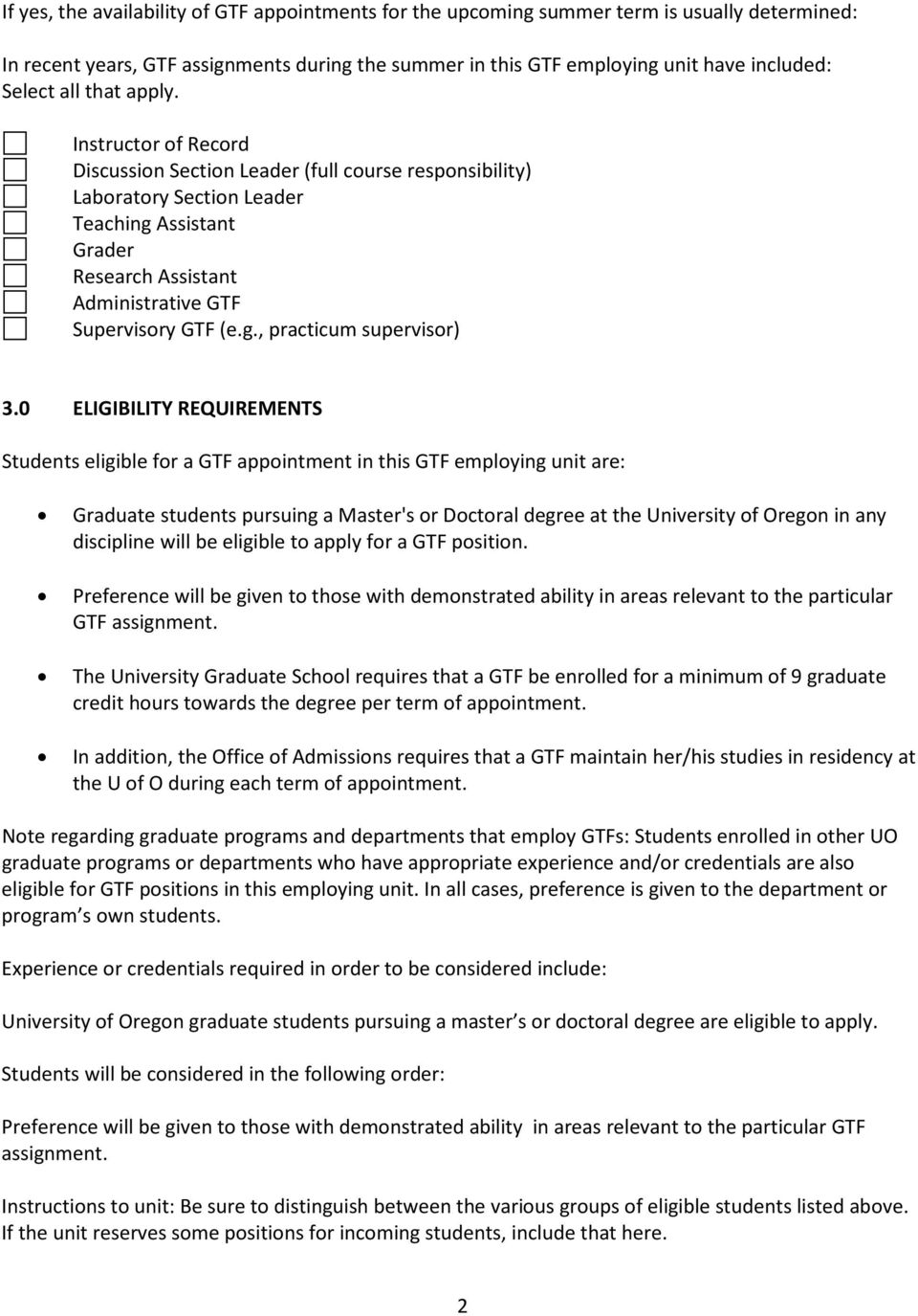 This document does not apply to work-study, hourly student employees