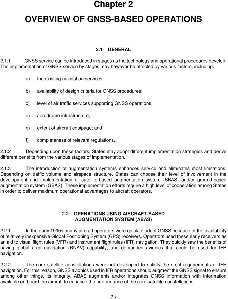 Doc 9849 AN/457  Approved by the Secretary General and published