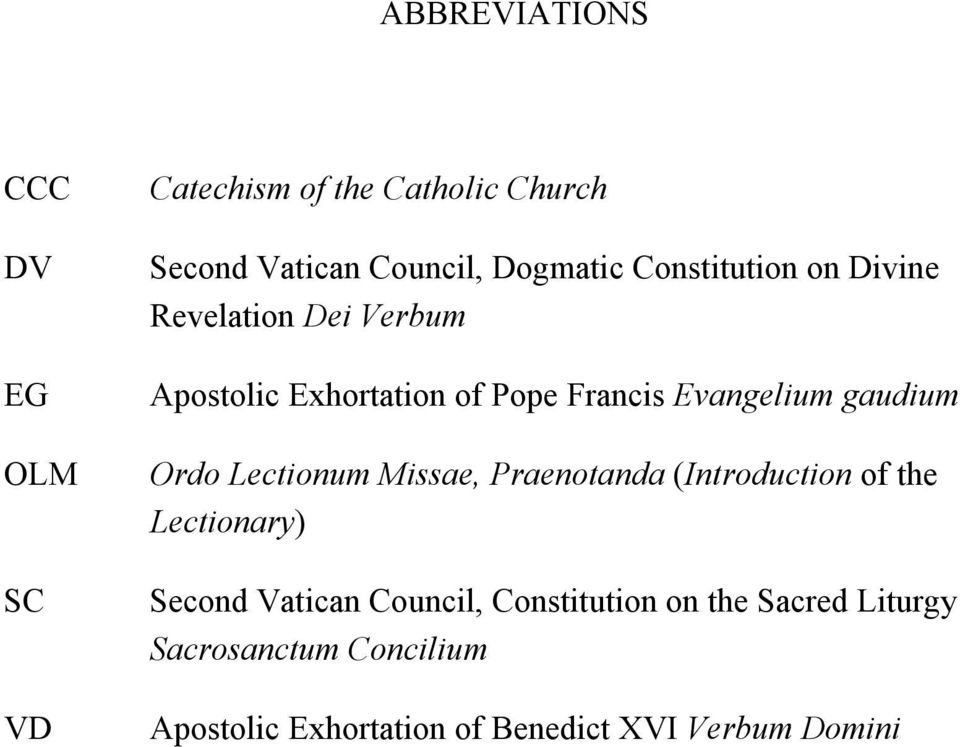 CONGREGATION FOR DIVINE WORSHIP AND THE DISCIPLINE OF THE SACRAMENTS