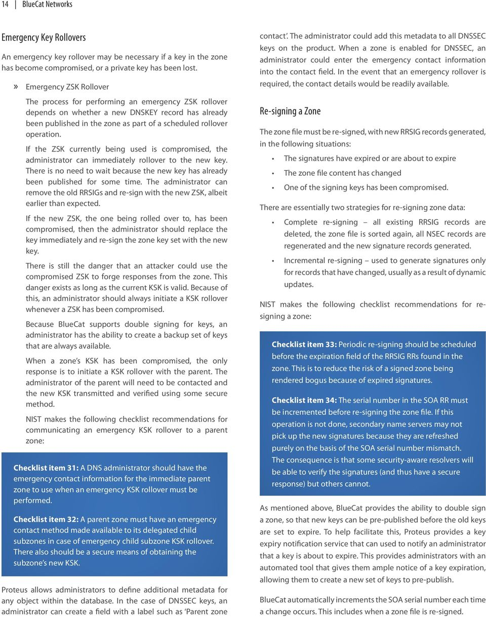 DNSSEC - SECURE DNS FOR GOVERNMENT  Whitepaper - PDF