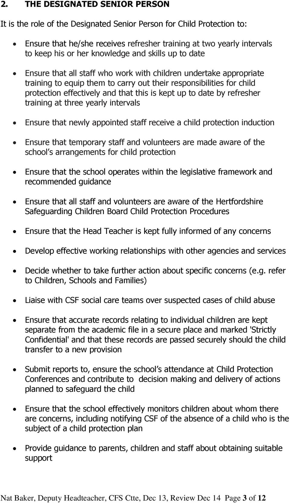 CHILD PROTECTION POLICY - PDF
