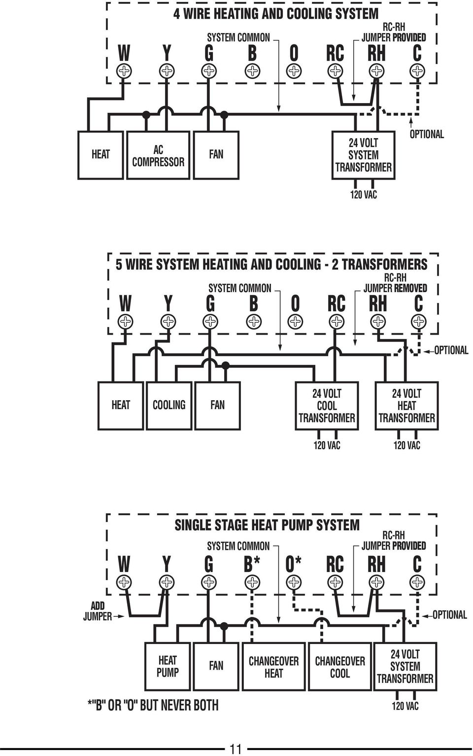 White Rodgers Rbm Type 91 Relay Wiring Diagram Rogers Heat Pump Diagrams