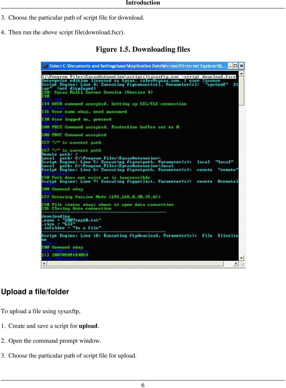 Download file windows command prompt