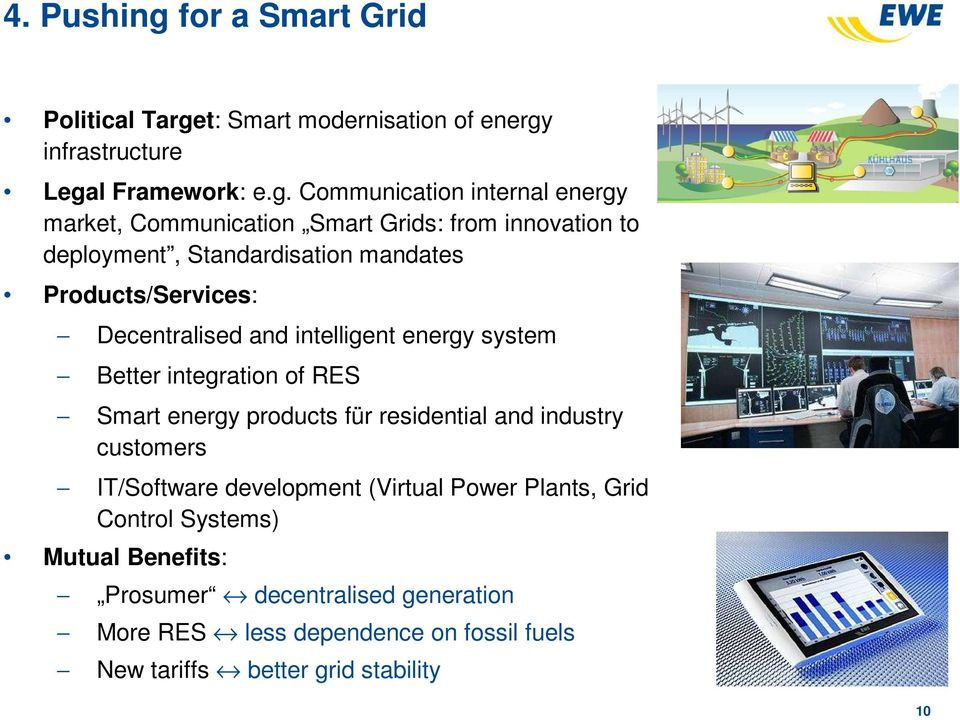 t: Smart modernisation of energy