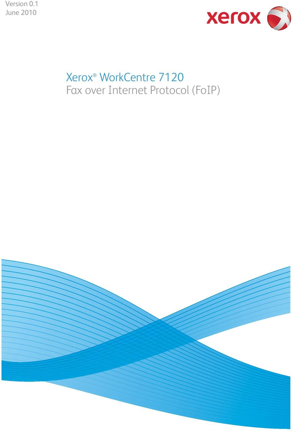 WorkCentre 7120 Fax