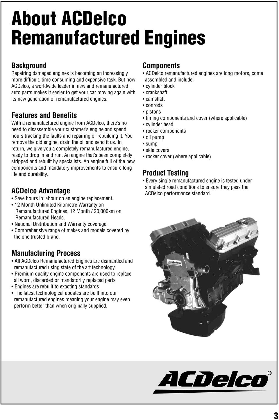 ENGINES & CYLINDER HEADS - PDF