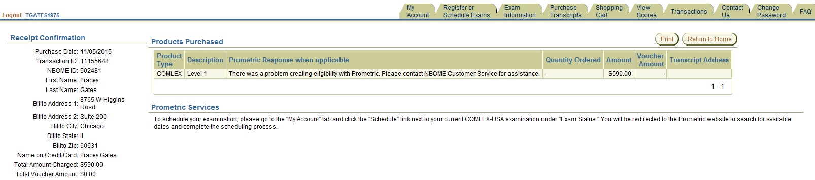 Introduction to the NBOME Client Registration System - PDF