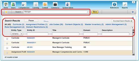 VA TMS Domain Manager and Learning Manager Administrator Course