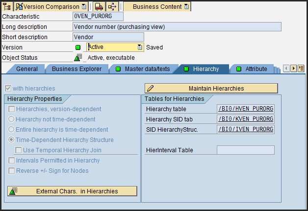Extracting SAP ECC Compounding Hierarchies into SAP BI using