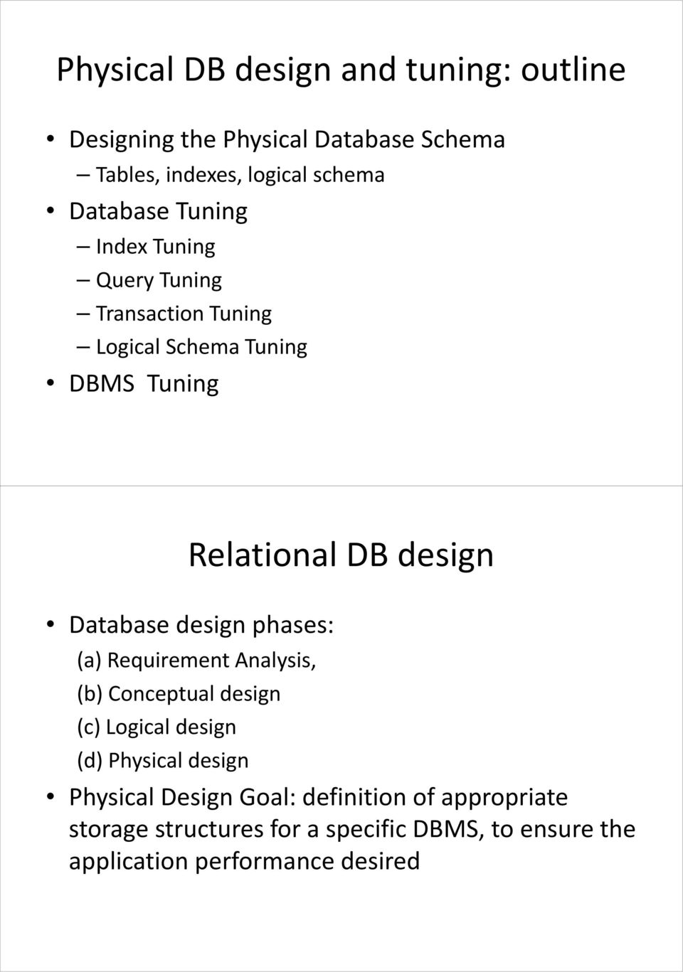 Physical Db Design And Tuning Outline Pdf Free Download,Paper Cut Out Designs