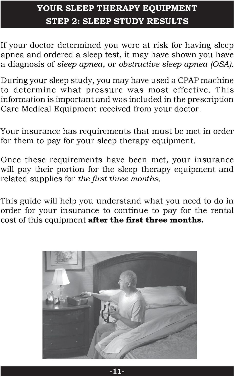 SLEEP THERAPY GUIDE  - PDF