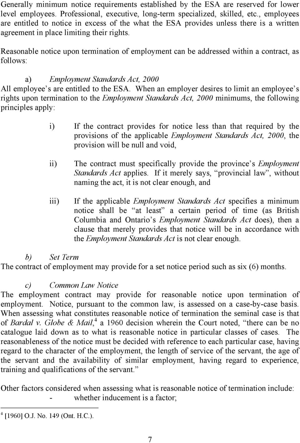 Employment Contracts Tips Traps And Techniques 613 613 Pdf