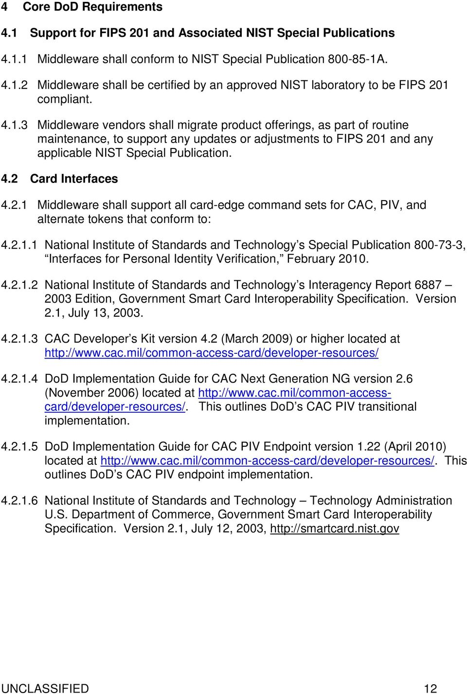 dod cac middleware