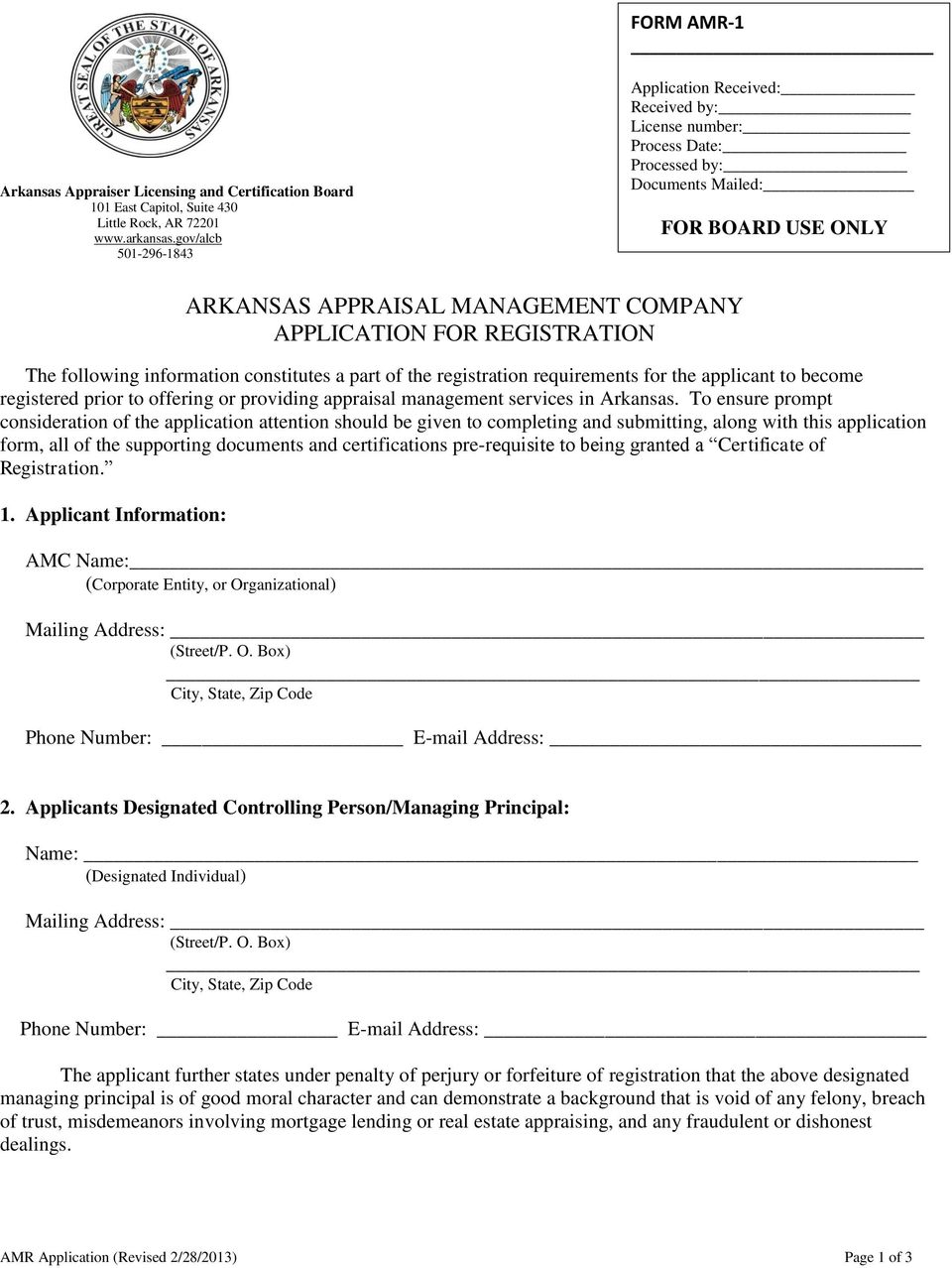 To ensure prompt consideration of the application attention should be given to completing and submitting, along with this application form, all of the supporting documents and certifications