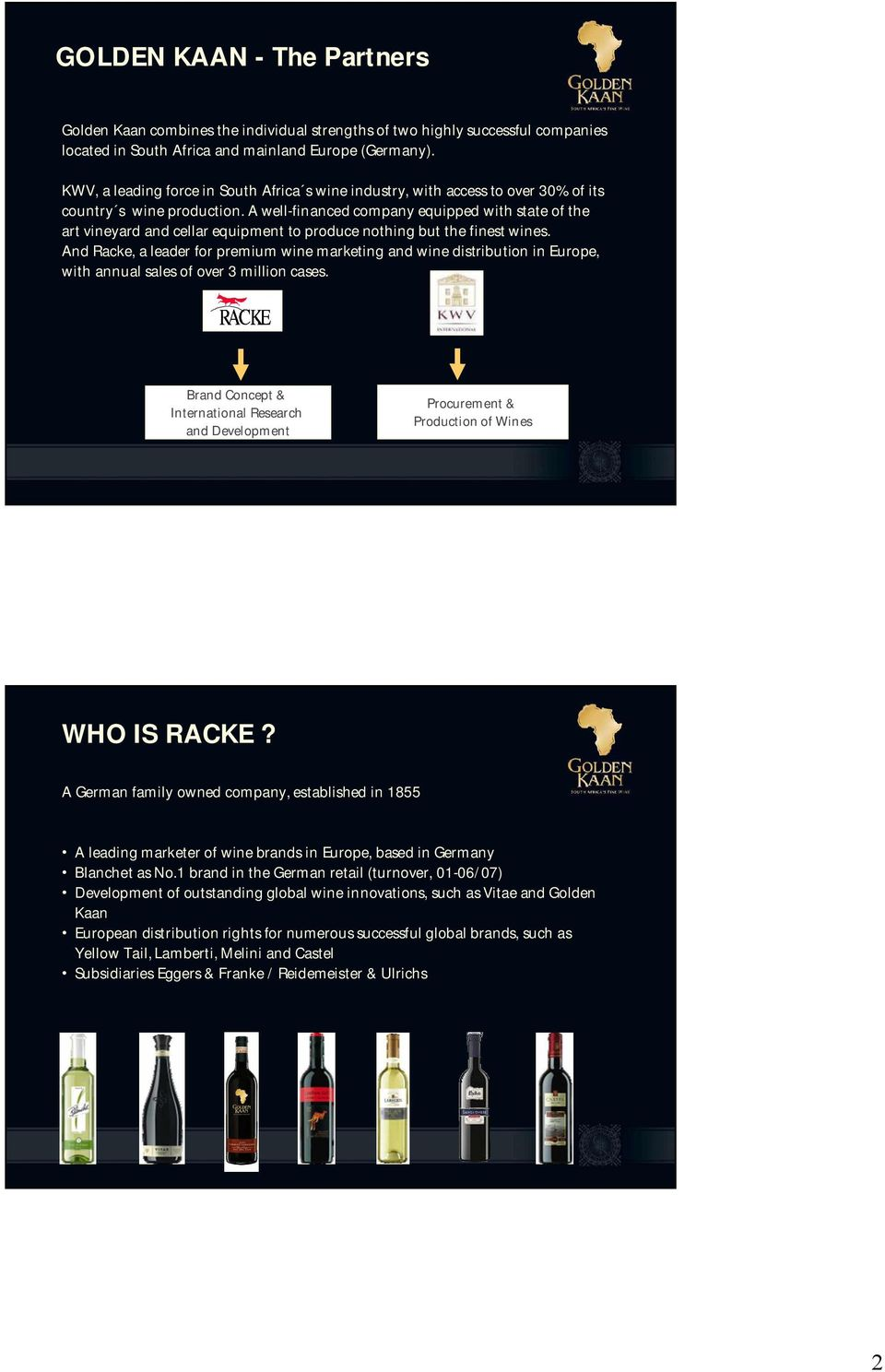Golden Kaan A Global Brand Pdf Circuit Board Identification Promotiononline Shopping For Promotional Well Financed Company Equipped With State Of The Art Vineyard And Cellar Equipment To