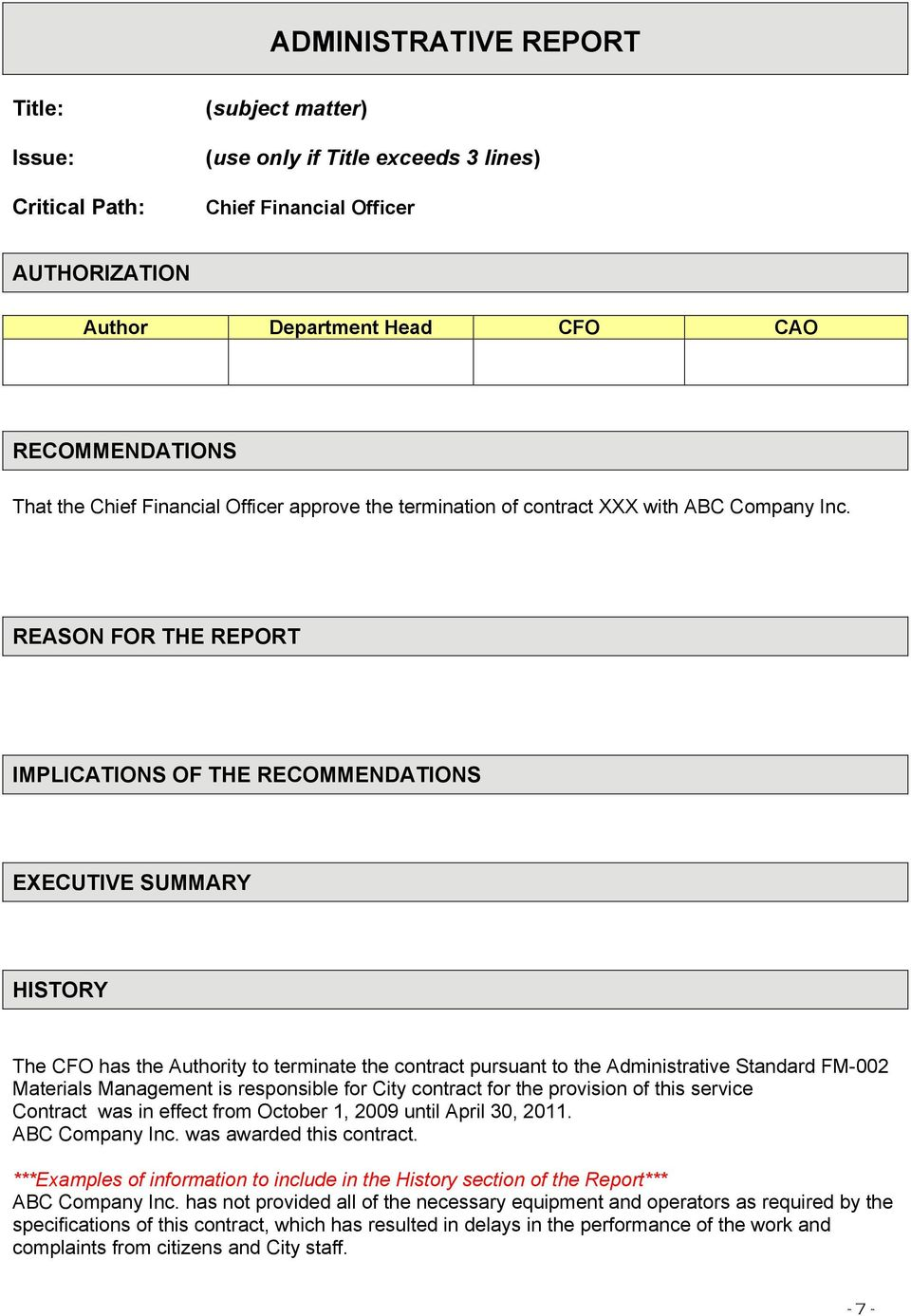 Termination Of Contract Suspension And Debarment May Pdf Free Download
