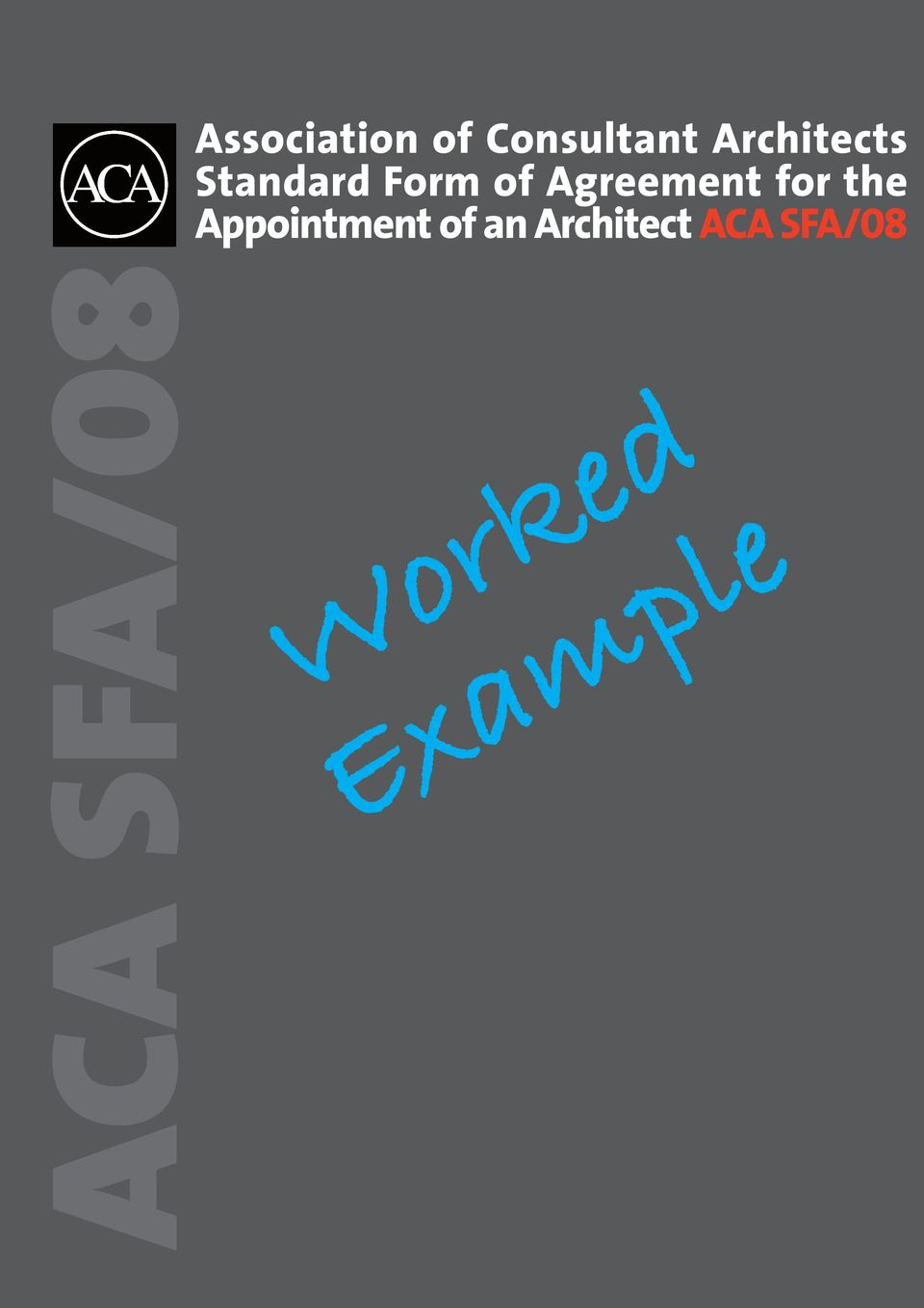 Association Of Consultant Architects Aca Sfa08 Pdf