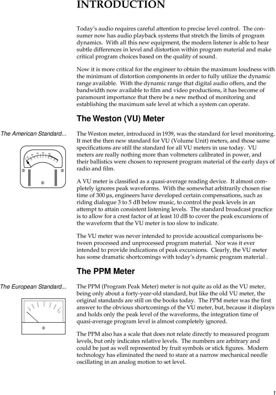 Technical Instruction Manual Pdf This Is A Simple Circuit Diagram Of 5led Audio Vu Meter Using Ic Now It More Critical For The Engineer To Obtain Maximum Loudness With Minimum