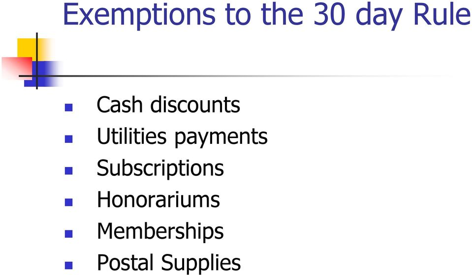 payments Subscriptions