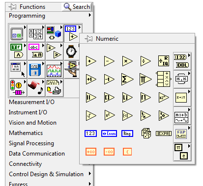 Contents LabVIEW Exercise 1: Optional Exercise 1: LabVIEW