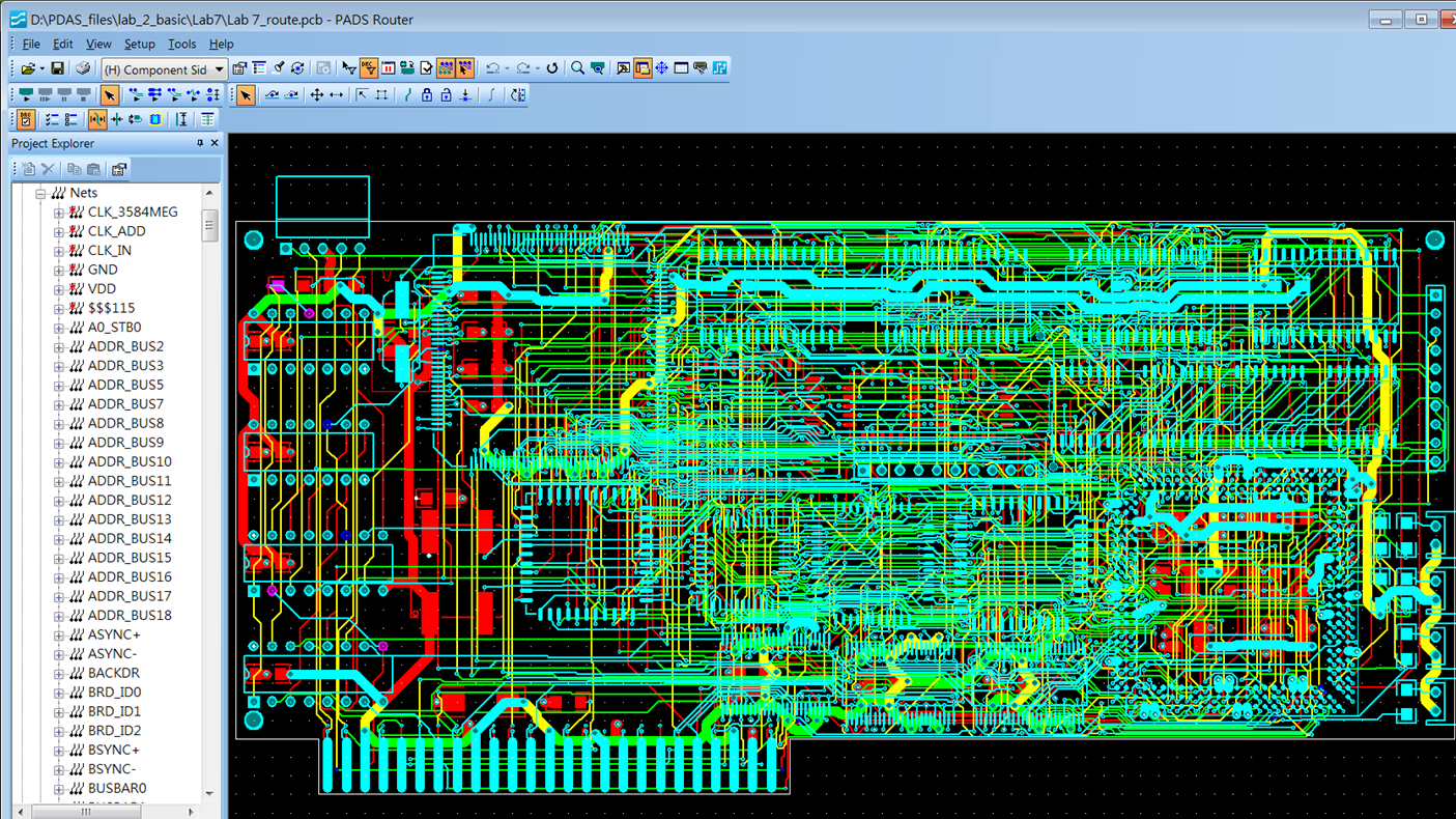 Pcb Pads Cic Design Flow Manual Pdf The Powerful Yet Affordable Circuit Simulation And Software Auto Routing B