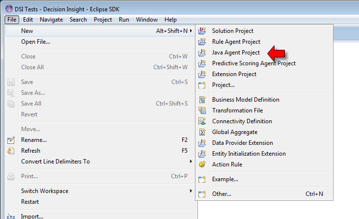 Table of Contents Complex Event Processing   9 Basics of ODM