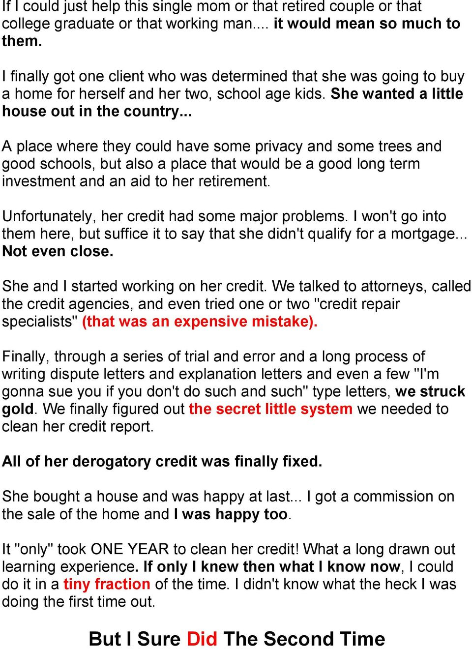 Sample Letter Of Explanation For Derogatory Credit For Mortgage from docplayer.net