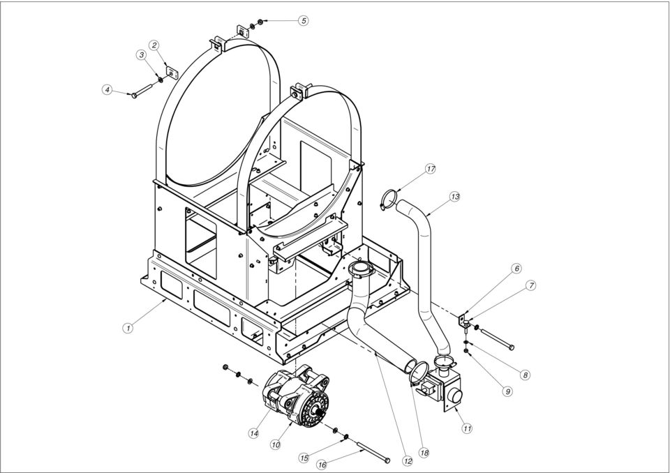 Technic Spare Parts Drawings Washer Extractors Series Evolution