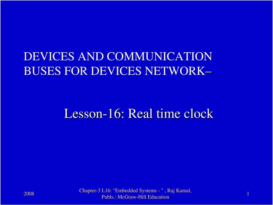 FOR DEVICES NETWORK