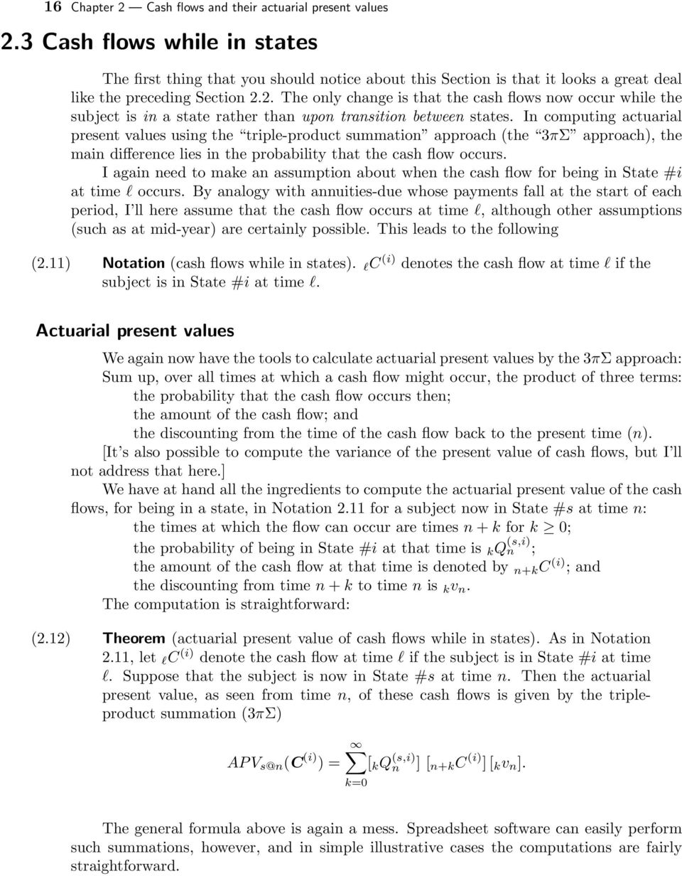 Multi-state transition models with actuarial applications c - PDF