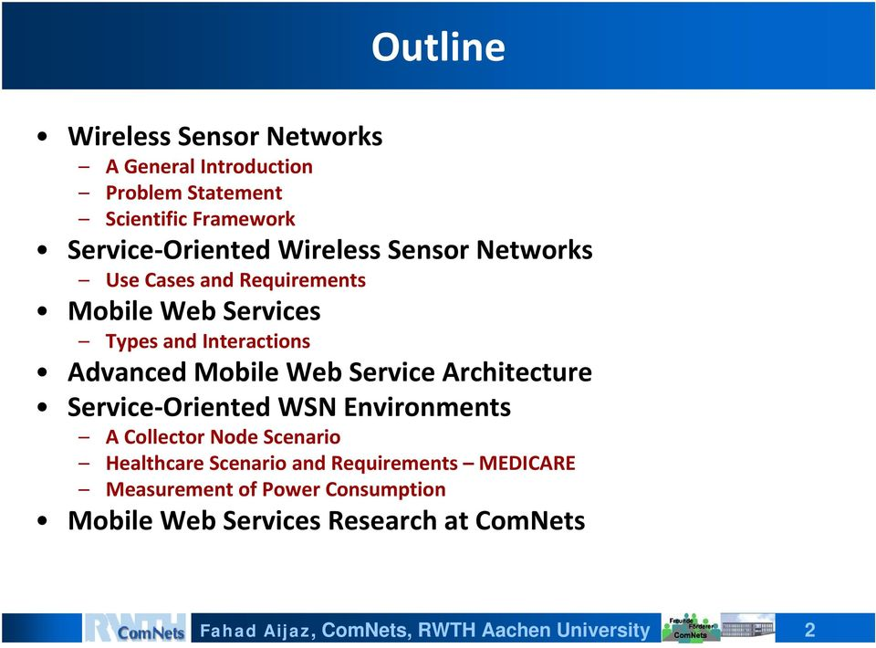 Interactions Advanced Web Service Architecture Service Oriented WSN Environments A Collector Node