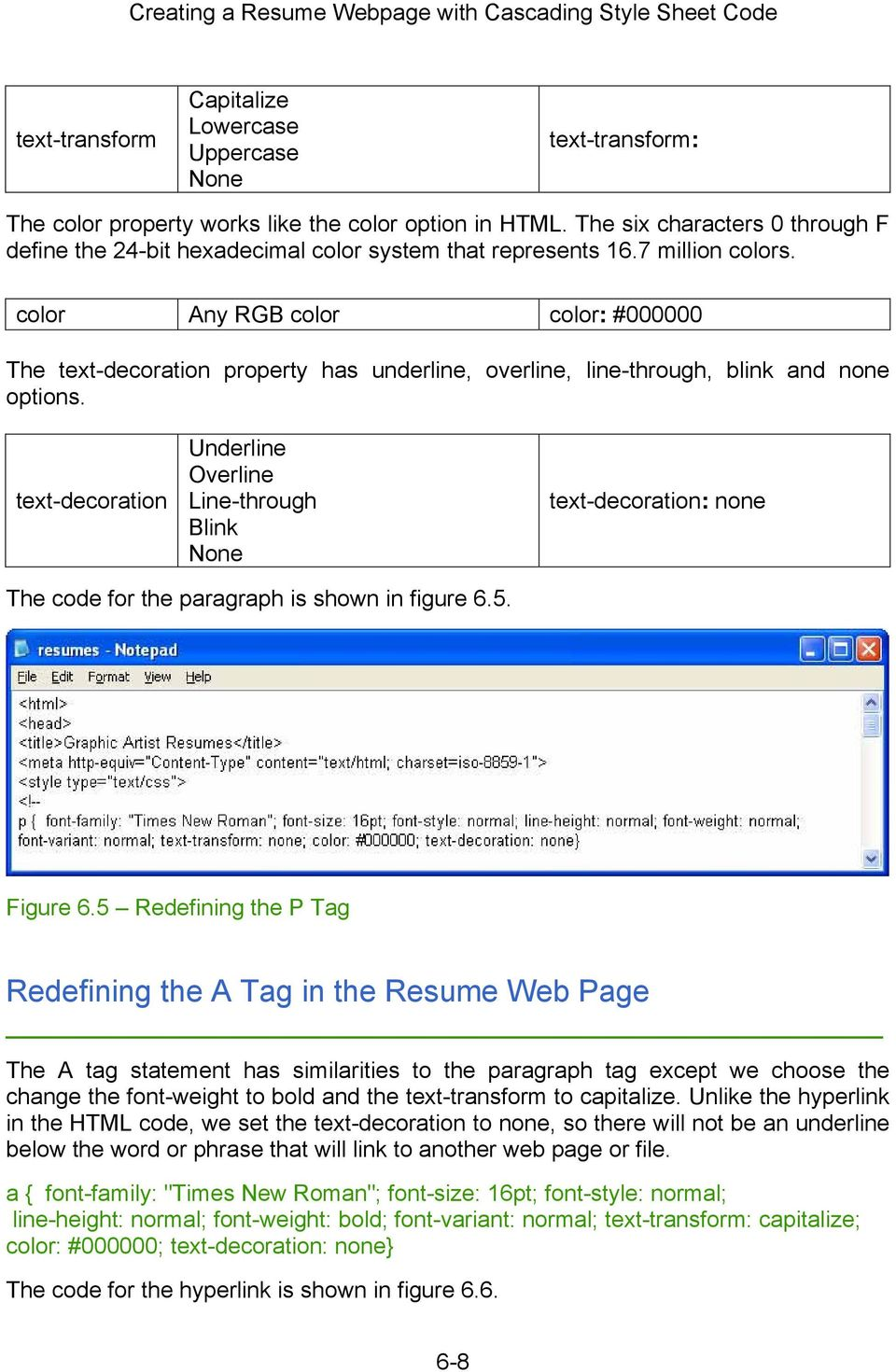 Creating A Resume Webpage With Pdf