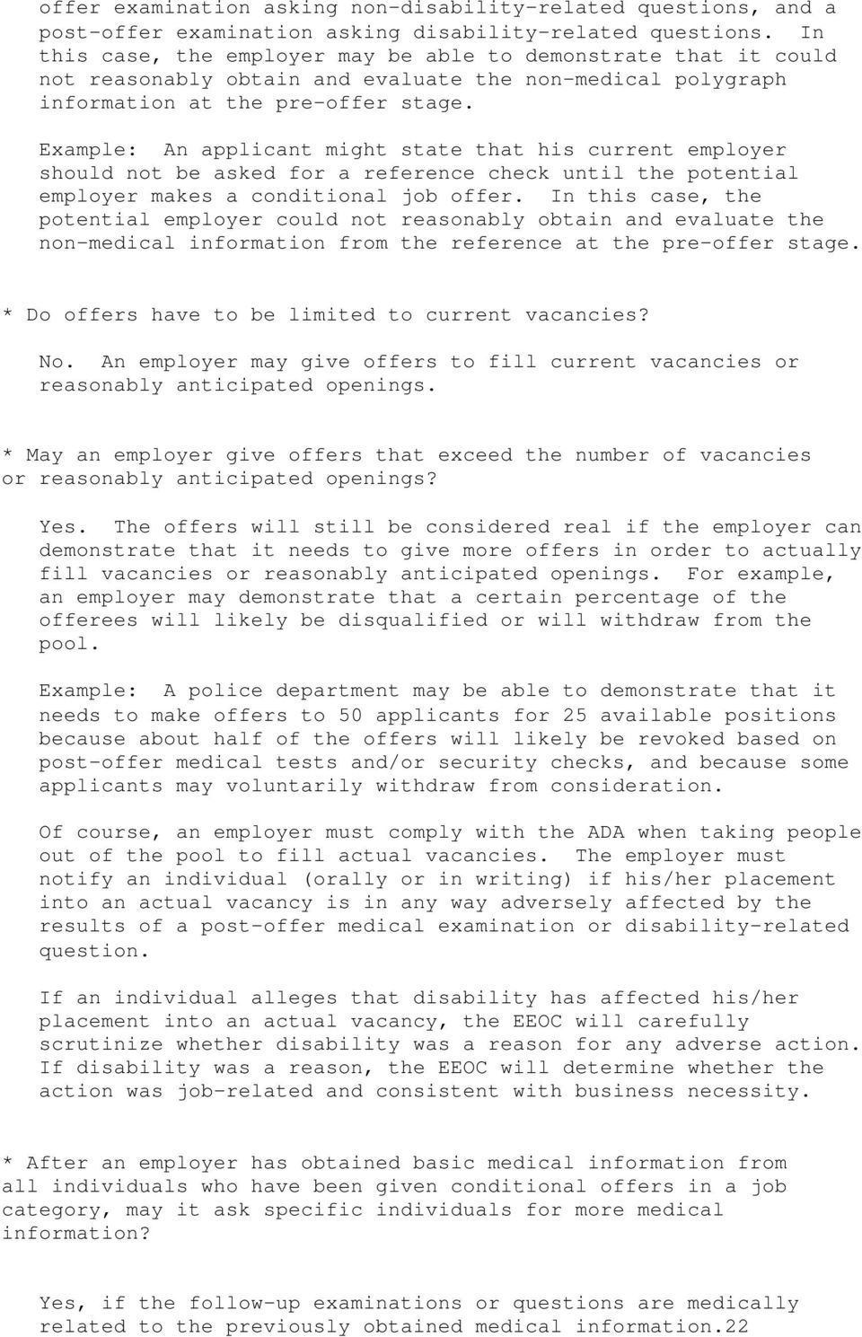 The U S  Equal Employment Opportunity Commission - PDF