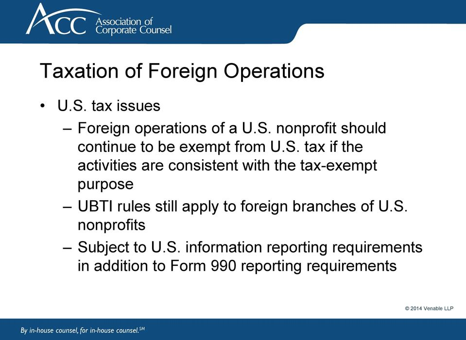 apply to foreign branches of U.S.