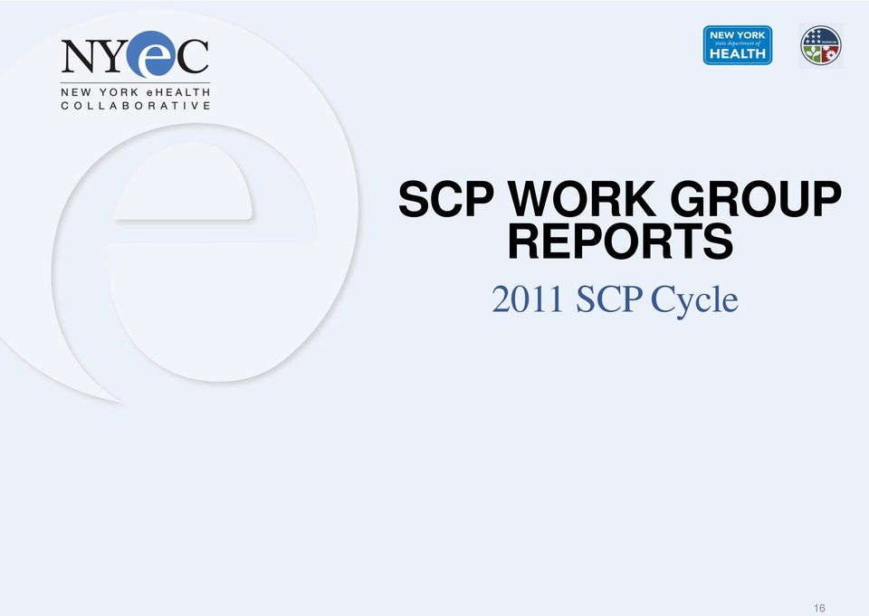 SCP WORK GROUP 4 th QUARTER WEBINAR MEETING DIAL IN: START TIME: 10