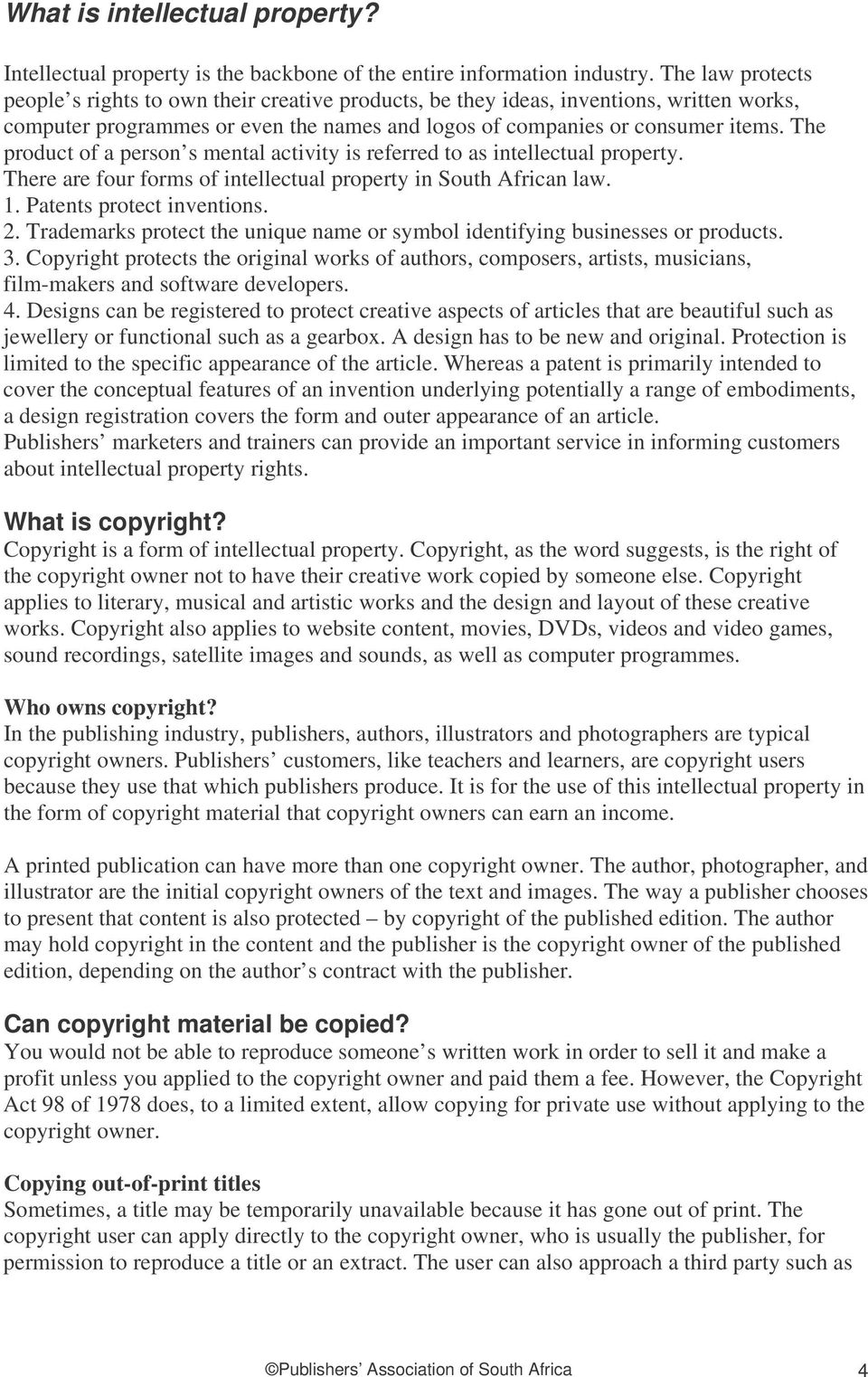 Photography Copyright Law South Africa – +1001 Types of