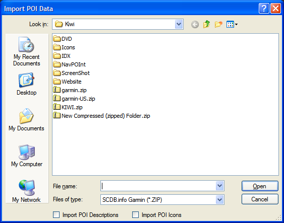 1  Insert your original Audi RNS-E navigation disk into your PC's