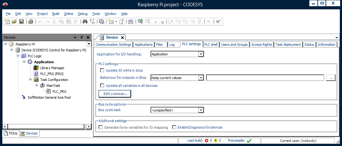 CODESYS Control for Raspberry Pi SL - PDF