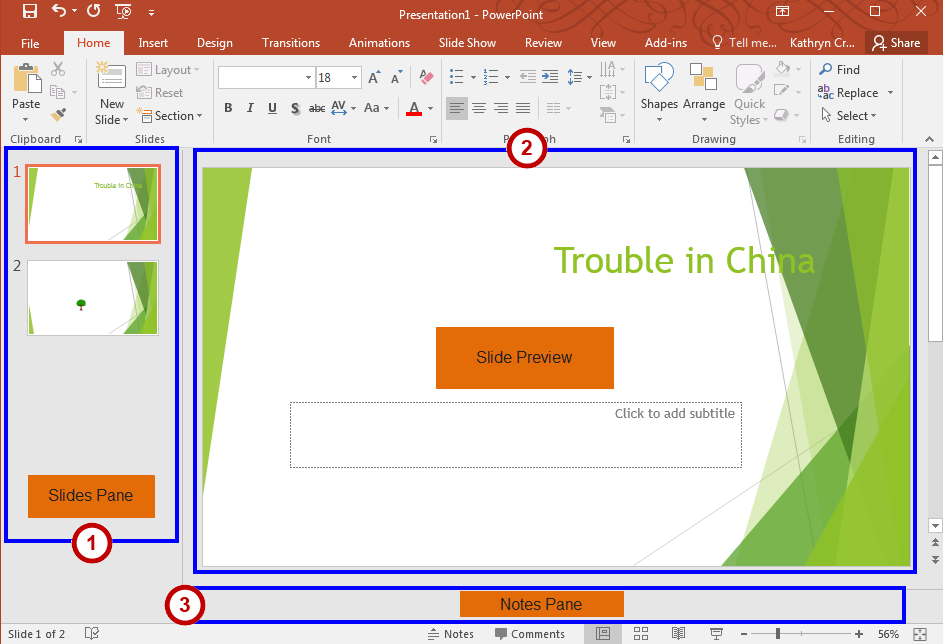 Microsoft Office PowerPoint 2016 for Windows - PDF