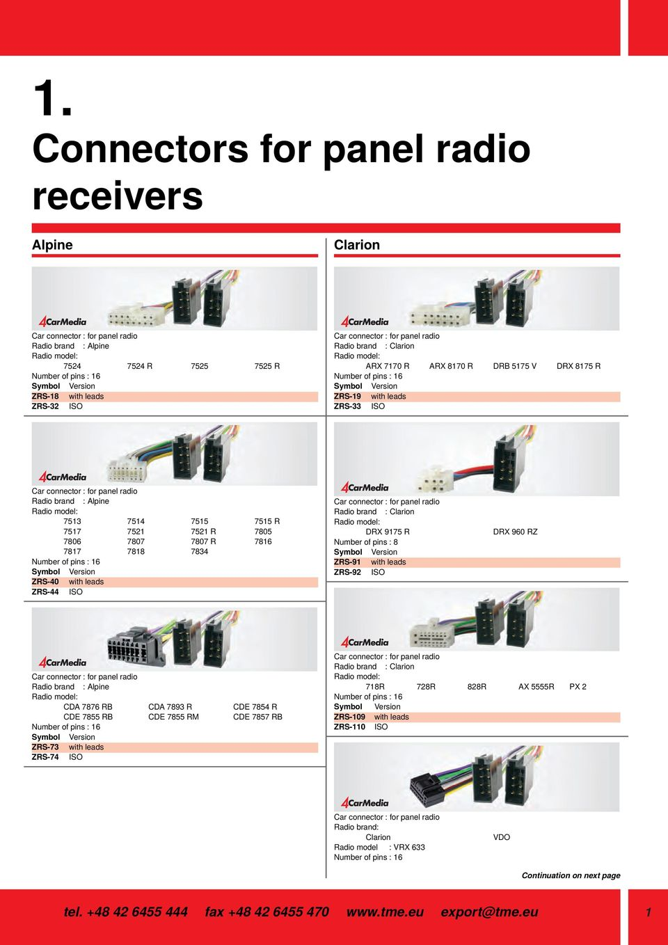 Car Audio Cables For Parrot Hands Free Kits Connectors Factory Mp 202 Kenwood Model Kdc Wiring Diagram Panel Radio Brand Alpine 7513 7514 7515 R