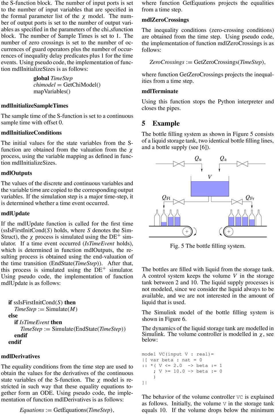 CO-SIMULATION OF CHI AND SIMULINK MODELS - PDF