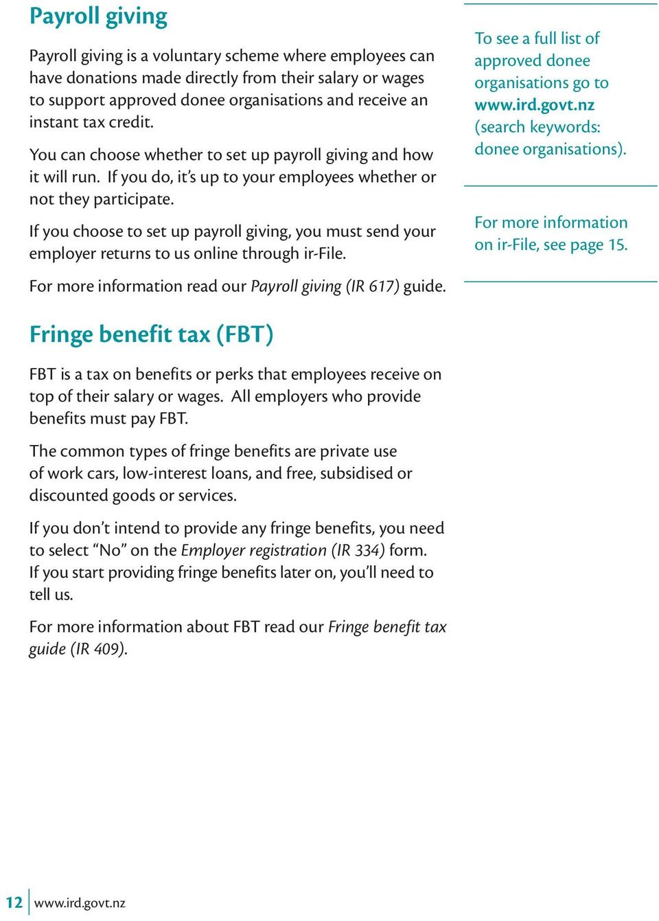 First-time employer s guide - PDF