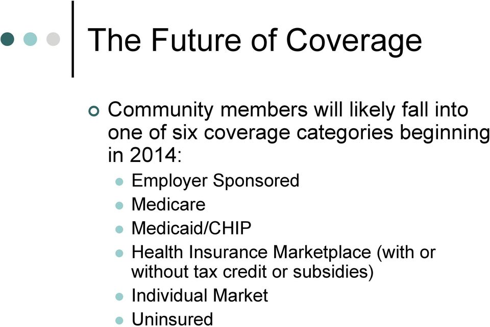 Sponsored Medicare Medicaid/CHIP Health Insurance Marketplace