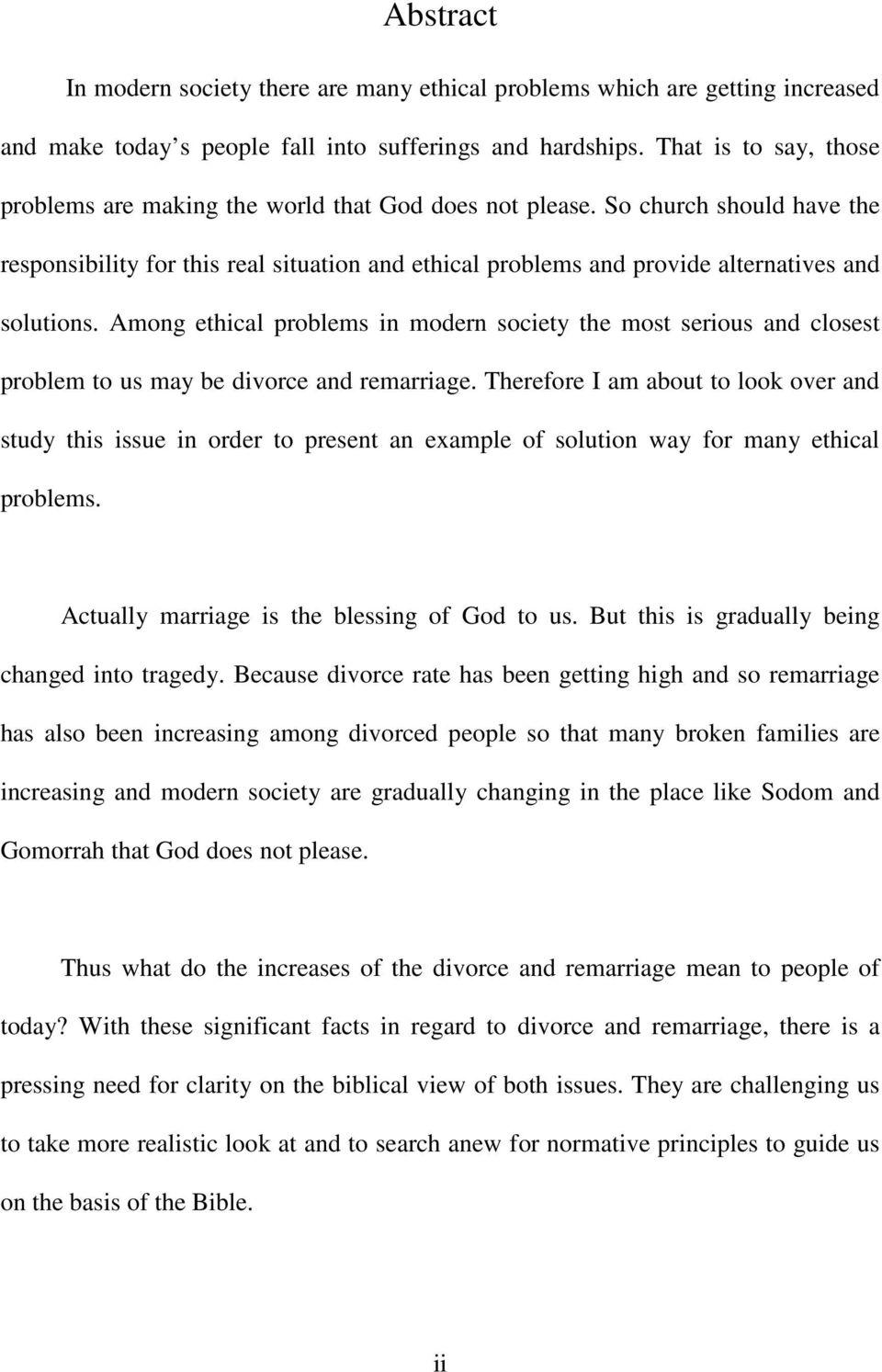 The Study of Ethical Issues and Solutions in the Modern Society - PDF