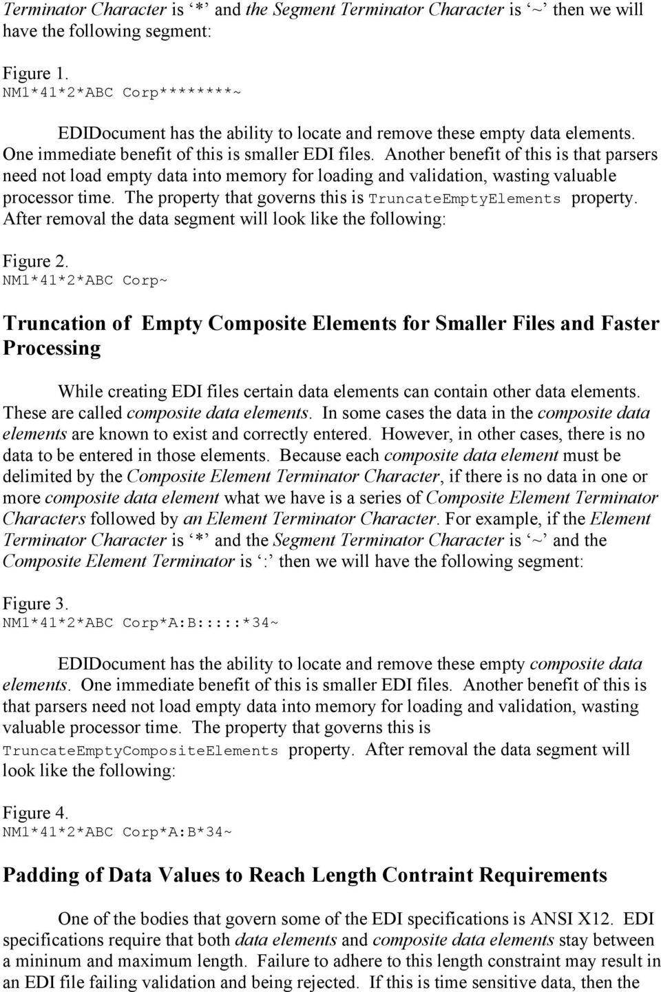 White Papers: EDIDocument Crystal Universe Software Document