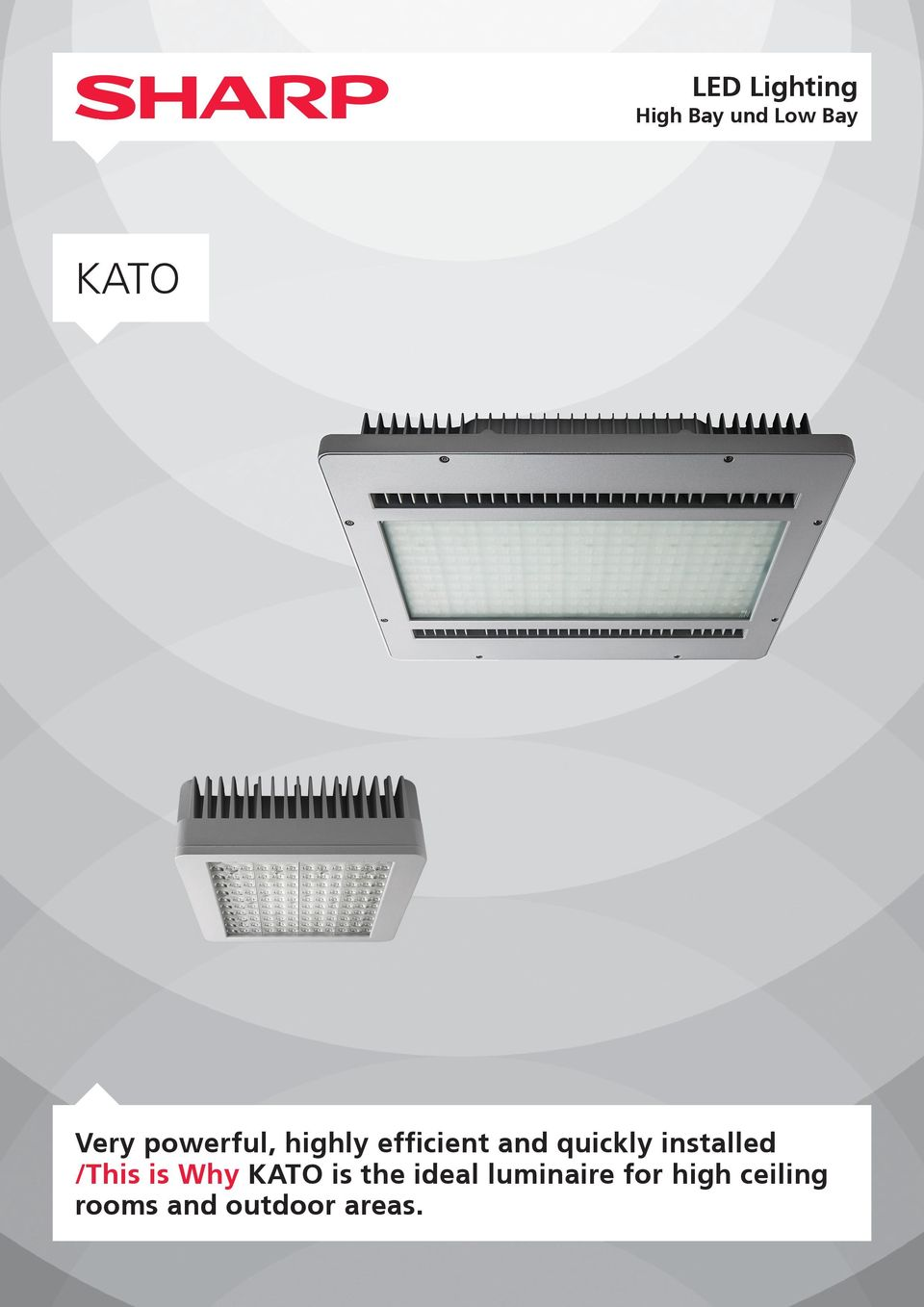 installed /This is Why KATO is the ideal