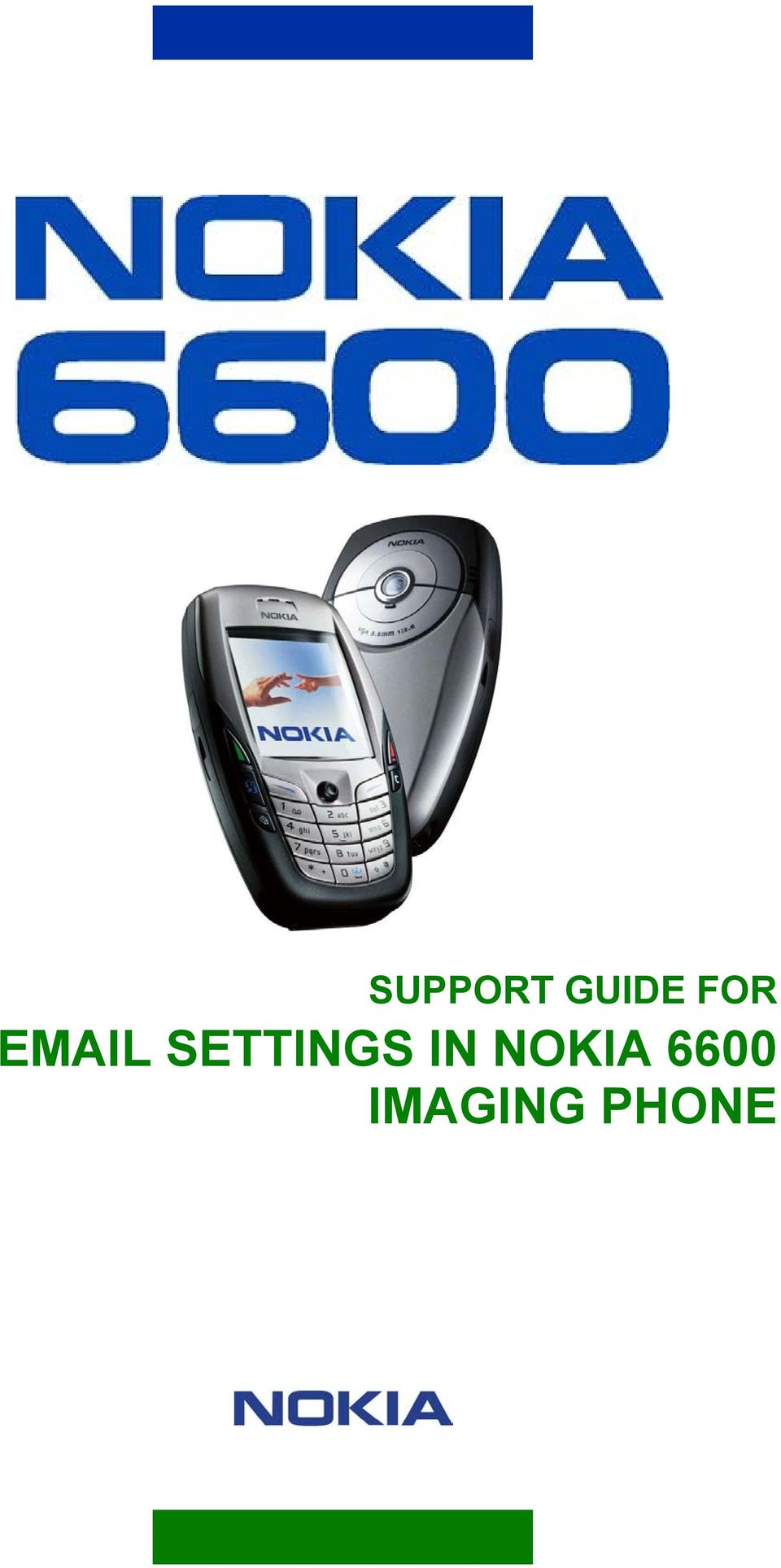 Support Guide For Settings In Nokia 6600 Imaging Phone Pdf 9300 Service Manual Introduction Account On With Pc Suite4 Legal Notice Copyright 2003 All Rights Reserved Reproduction Transfer